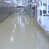 Abeflo self-leveling, solvent free epoxy flooring system