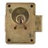 25mm cylinder cupboard dead lock