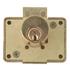25mm cylinder drawer dead lock