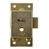 51mm 2 lever straight cupboard lock