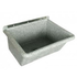30 litre wash trough with strip - 950