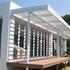 Adjustable aluminium louvre awning