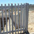 2400mm high Industrial Palisade Fencing