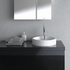 S1 9520 Starck 1 wall mounted vanity
