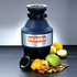 Turbo Plus TP-75 Waste Disposal Unit