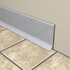 Aluminium self adhesive skirting