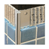 Aluminium mosaic square trim