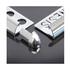 Aluminium quadrant trim