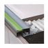 Aluminium Tile-In stair nosing with Aluminator™