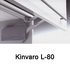 Kinvaro L-80 flap fitting