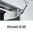 Kinvaro S-35 flap fitting