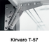 Kinvaro T-57 flap fitting