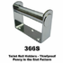 Thiefproof toilet roll holder