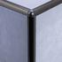 Bright Bronze Quadrant Edge Corner Piece