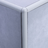 Putty Quadrant Edge Corner Piece