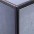 Bright Bronze Square Edge Radius Corner Piece