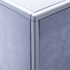 Putty Square Edge Radius Corner Piece