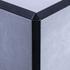 Matt Black Triangle Edge Corner Piece