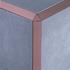 Copper Triangle Edge Corner Piece