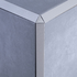 Putty Triangle Edge Corner Piece