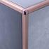 Copper Square Edge Corner Piece