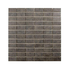 Porcelaim Mosaic 48x23mm - Rectagrid Charcoal