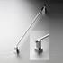 660mm single towel rail