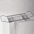 Stainless steel bath cradle