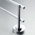600mm double towel bar