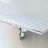 170 x 170mm slim square shower head