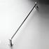 Single towel rail