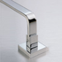 600mm single towel rail
