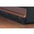 PVC Brush Door Insulator
