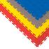 Interlocking Colour PVC Tiles