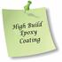 Pekay O304 Solvent-free High Build Epoxy Coating