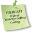 Pekay GB820 POLYCOAT Hybrid Waterproofing coating