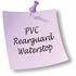 Jayco Rearguard PVC Waterstop