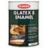 Glatex 8 - Solid Colour