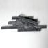 Ravine split cladding