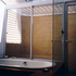 Bay with shower