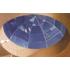 Segmented dome - glass to glass