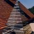 Ridge and pyramid system