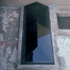 Ridge pyramid/wall abutment