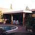 Timber frame patio system