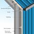 Over-purlin insulation