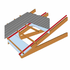 Over-truss/over-rafter insulation