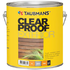 Clearproof Exterior Gloss