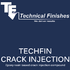Techfin Crack Injection