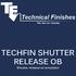 Techfin Shutter Release OB