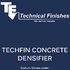 Techfin Concrete Densifier NA